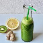 grøn juice giver energi